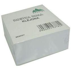 Kostka papierowa klejona Beskidy 8,5x8,5/800k. biała