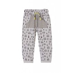 Spodnie dresowe niemowlęce 5M3322 Oferta ważna tylko do 2019-03-17