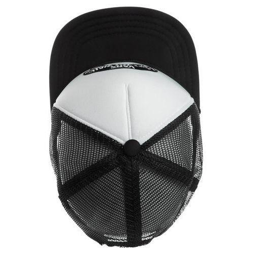 Nakrycia głowy i czapki, Vans CLASSIC PATCH TRUCKER Czapka z daszkiem white/black