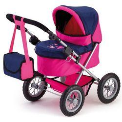 Wózek dla lalki Trendy - motylek