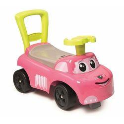 Smoby Chodzik - różowe autko