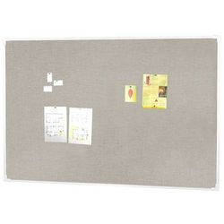 Tablica informacyjna, 2000x1200 mm, jasnoszary, aluminium