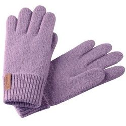 Rękawice zimowe przejściowe 5palczaste Reima Supi liliowy - 5180 -50mix (-49%)