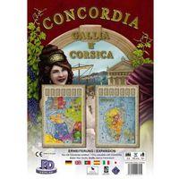 Planszówki, Dodatek Galia do gry Concordia