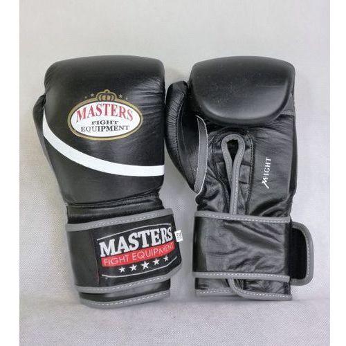 Rękawice do walki, Rękawice bokserskie Masters RBT-MEX-1 - czarny