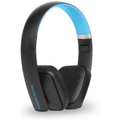 Energy Sistem słuchawki bezprzewodowe BT2 Bluetooth, czarny/niebieski