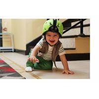 Kaski ochronne dla dzieci, Kask ochronny do nauki chodzenia 7-24msc SAFEHEAD