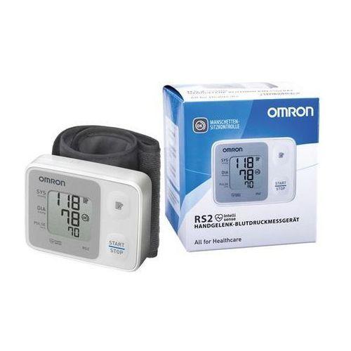 Ciśnieniomierze, Omron RS2