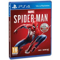 Gry na PlayStation 4, Gra PS4 Marvel's Spider-Man