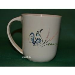 Garncarstwo - ceramika bolimowska - kubek (4)
