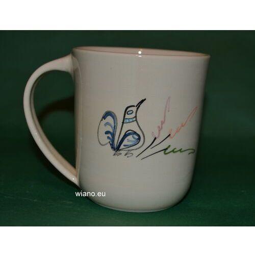 Kubeczki dla dzieci, Garncarstwo - ceramika bolimowska - kubek (4)