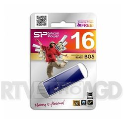 Pendrive Silicon Power 16GB 3.0 Blaze B05 Sweet Pink