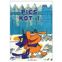 Filmy animowane, Pies, kot i.... (DVD) - Jolanta Karczewska, Roman Huszczo