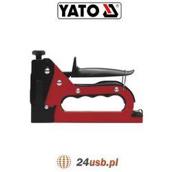 Zszywacz tapicerski 6-14 mm Yato YT-7003 - ZYSKAJ RABAT 30 ZŁ