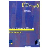 Książki do nauki języka, Fit furs Goethe-Zertifikat A1 Start Deutsch 1/ Książka+CD (opr. miękka)