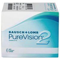 Soczewki kontaktowe, WYPRZEDAŻ - PureVision 2 HD 6 szt.