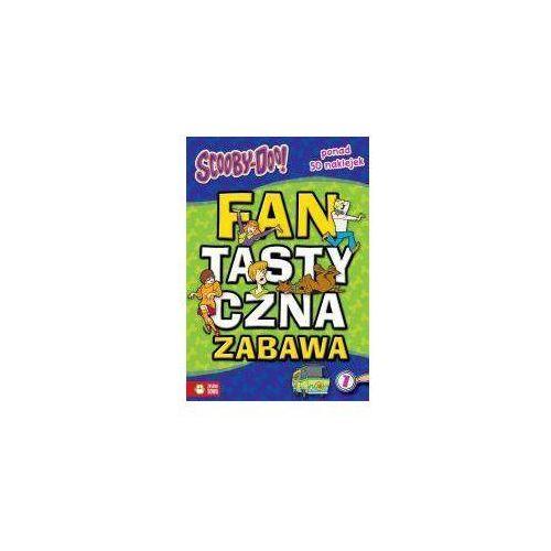 Książki dla dzieci, Scooby-Doo! Fantastyczna zabawa 1 (opr. broszurowa)