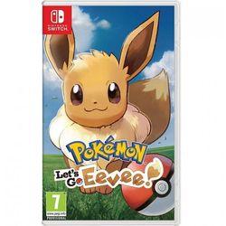 Gra Nintendo SWITCH Pokemon Let's Go Eevee!