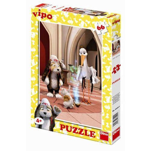 Puzzle, Vipo - puzzle 66 dílků neuveden