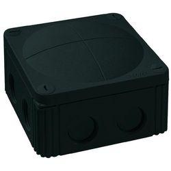Puszka instalacyjna Wiska Combi 607/leer/S 10060648, IP66/IP67, (DxSxW) 110 x 110 x 66 mm, czarny, 1 szt.