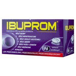 Ibuprom 200 mg 96 tabl.