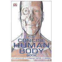 Książki do nauki języka, Concise Human Body Book (opr. miękka)