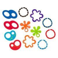 Pozostałe zabawki dla najmłodszych, Oball zestaw 12 elementów