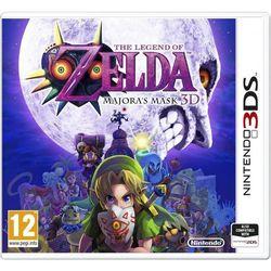 Nintendo 3DS The Legend of Zelda: Majora's Mask - BEZPŁATNY ODBIÓR: WROCŁAW!