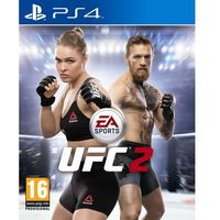 Gry na PlayStation 4, UFC 2 (PS4)