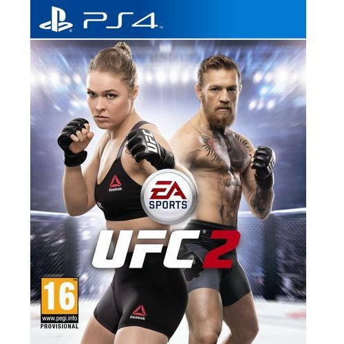 Gry na PS4, UFC 2 (PS4)