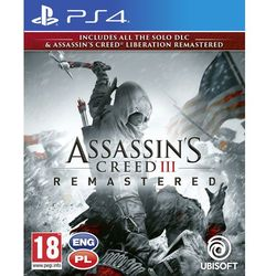 Assassin's Creed 3 Liberation Remaster (PS4)