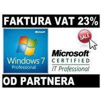 Systemy operacyjne, Microsoft Windows 7 Profesional PL ESD