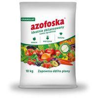 Odżywki i nawozy, Nawóz uniwersalny Azofoska : Pojemność - 10 kg
