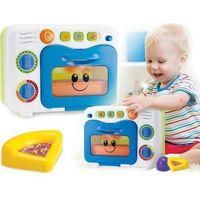 Interaktywne dla niemowląt, Pomysłowy piekarnik
