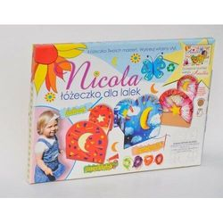 Łóżeczko dla lalek - Nicola