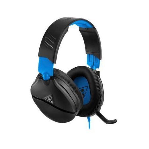Pozostałe akcesoria do konsoli, Słuchawki TURTLE BEACH Recon 70P Czarno-niebieski