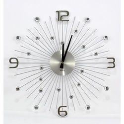 Zegar ścienny JVD HT074 średnica 48,5 cm