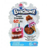 Kreatywne dla dzieci, Bunchems Rzepy Silly Sweets - Spin Master