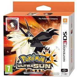 Pokémon Ultra Sun: (Fan Edition) - Nintendo 3DS - Przygodowy