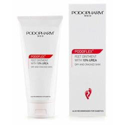Podopharm PODOFLEX FEET OINTMENT WITH 10% UREA Maść do stóp z mocznikiem 10%