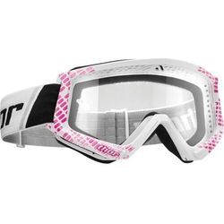 THOR GOGLE COMPAT CAP OFFROAD PINK/WHITE =$