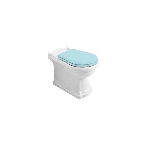 Kerasan Retro miska ceramiczna wc 39x61 cm, odpływ pionowy/poziomy 1016