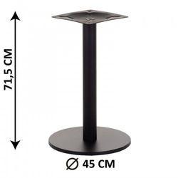 Podstawa stolika SH-2010-2/B, (stelaż stolika), kolor czarny