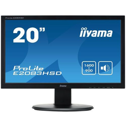 Monitory LCD, LCD Iiyama B2083HSD