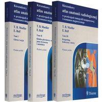 Książki o zdrowiu, medycynie i urodzie, KIESZONKOWY ATLAS ANATOMII CT I MR. KOMPLET (TOM I-III) MOELLER