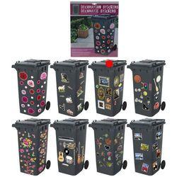 Naklejki na kosz na śmieci (CE32001103)