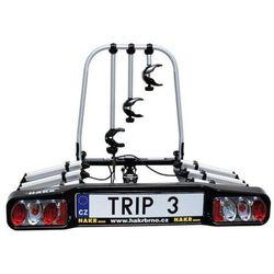 HAKR bagażnik rowerowy TRIP 3 MIDDLE, 3 rowery