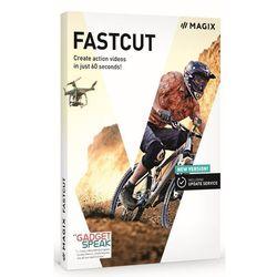 MAGIX Fastcut Plus - Box - EN - Certyfikaty Rzetelna Firma i Adobe Gold Reseller
