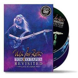 TOKYO TAPES REVISITED - LIVE IN JAPAN (DVD+2CD) - Uli Jon Roth (CD + DVD)