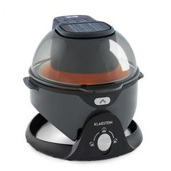 Klarstein VitAir Swing, frytownica na gorące powietrze, 50–240°C, timer, 1400 W, kolor czarny